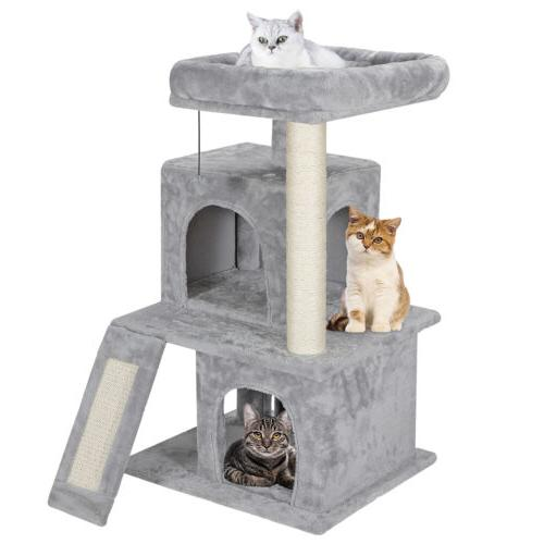 Cat For Multiple Play House Pet House