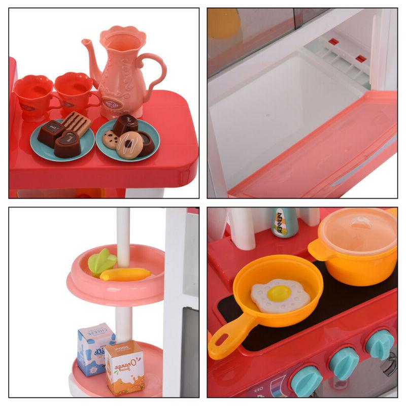 Children's Puzzle Meal Kitchen Set