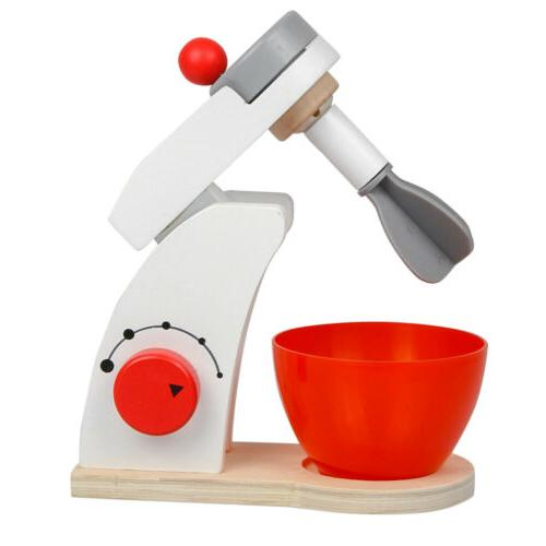 Children's Play Toy Set Blender Machine Mixer
