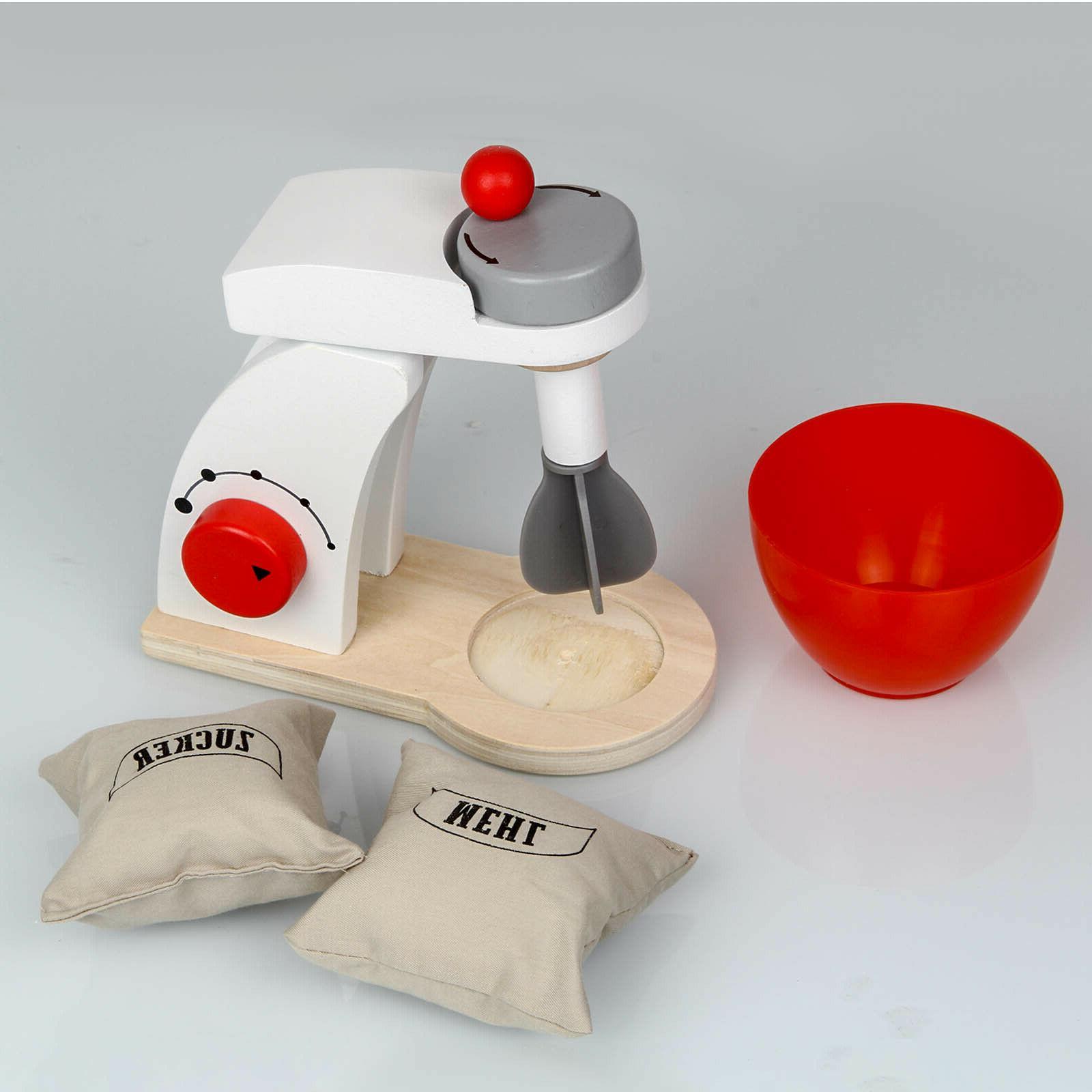 Children's House Kitchen Toy Set Blender Mixer