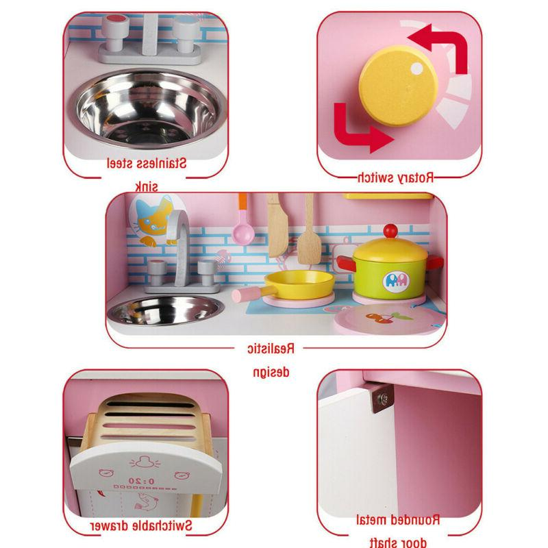 Children's Play House Simulation Cooking Family Stove toy