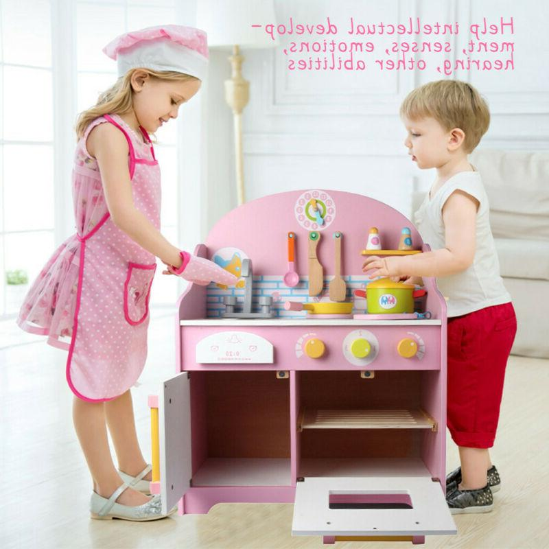 Children's Play Simulation Cooking