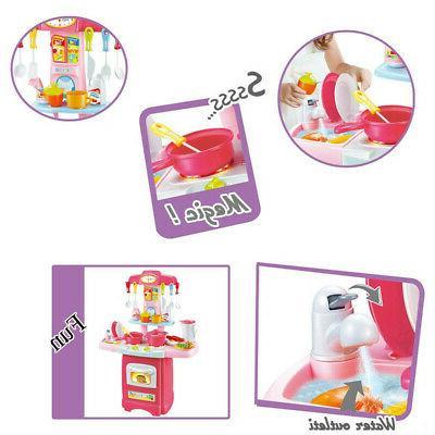 Children's Toys Electronic Set Cutlery Set