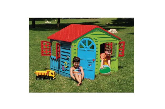 Childrens House Outdoor Multi-Color Fun