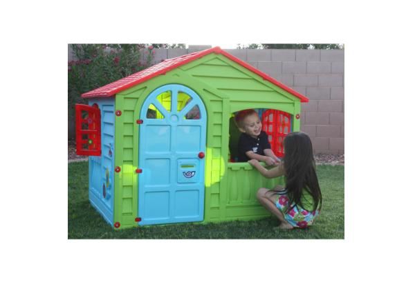 Childrens Play Outdoor Backyard Multi-Color Fun