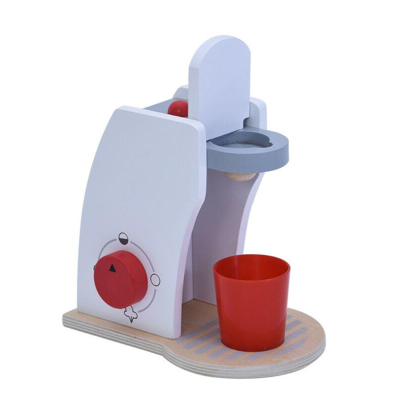 Coffee Maker Children Fun Machine Kitchen NEW