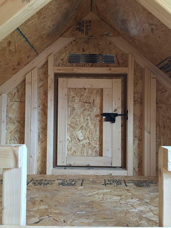 Little Cottage 11x10 Playhouse Slide