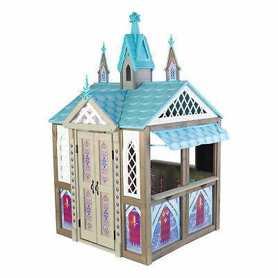 KidKraft Wooden Playhouse Outdoor Toy