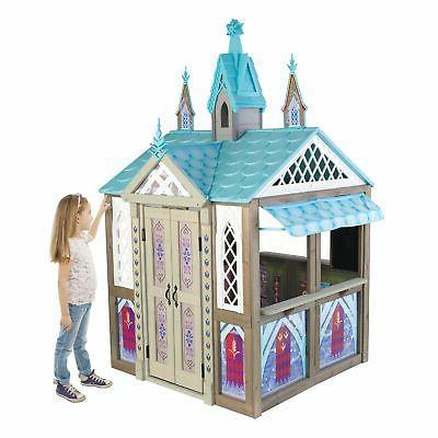 KidKraft Frozen Wooden Toy NEW