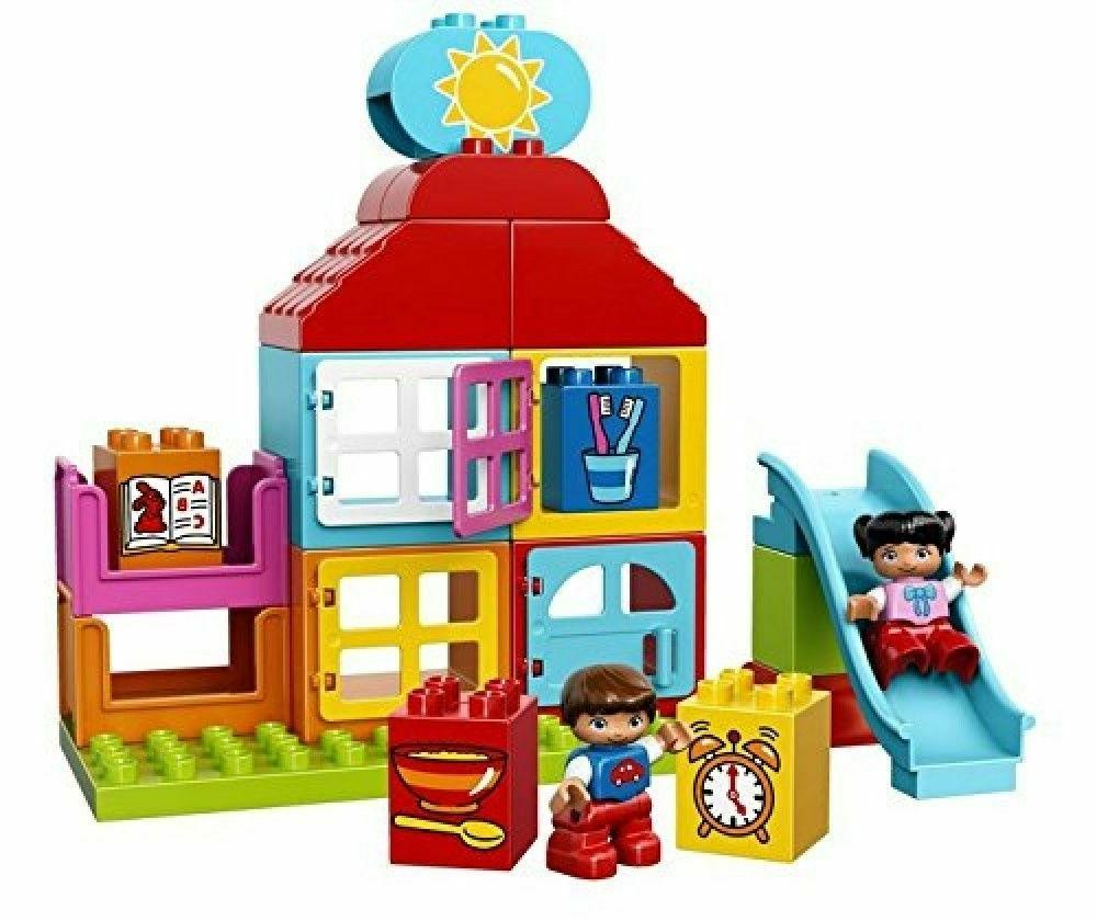 LEGO DUPLO FIRST PLAYHOUSE BUILDING TOY 25 PIECES -