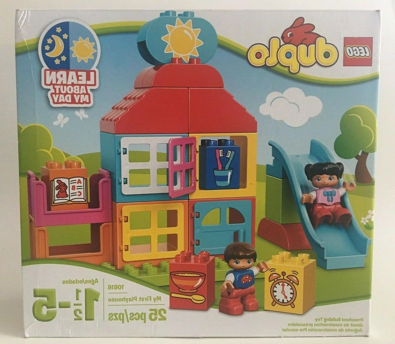 duplo 10616 my first playhouse set preschool