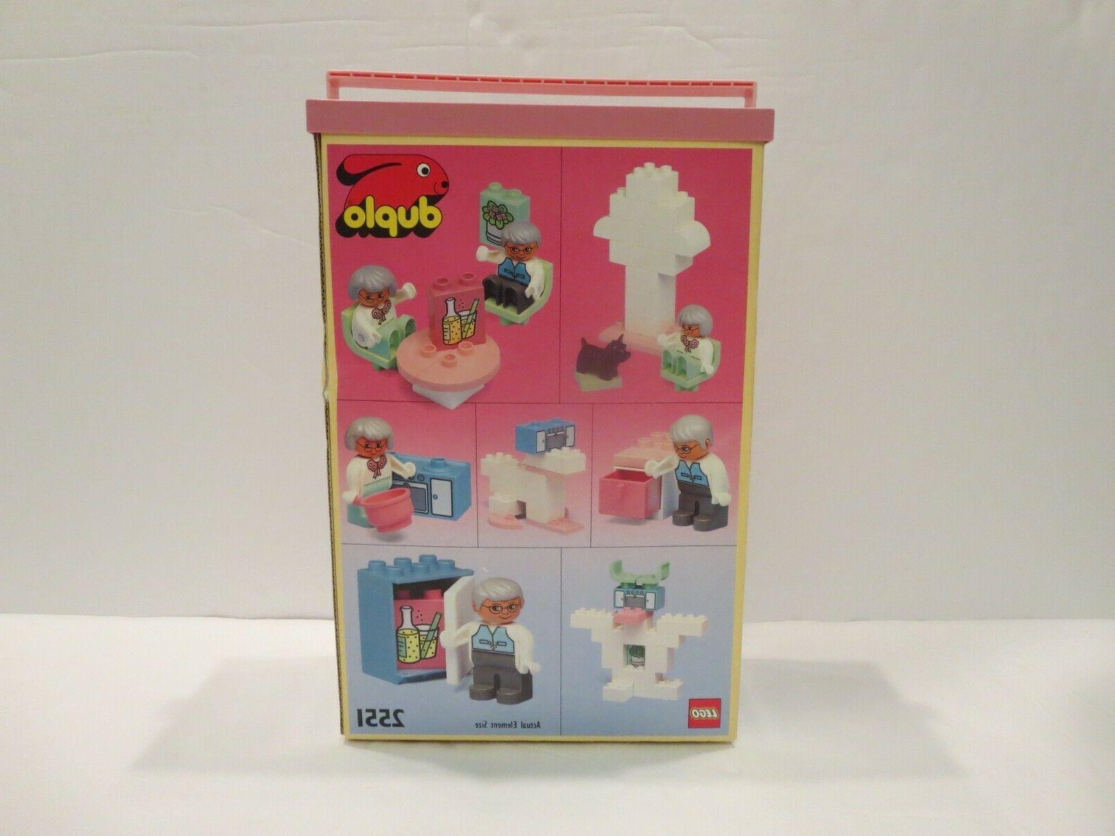 Lego Duplo 2551 and