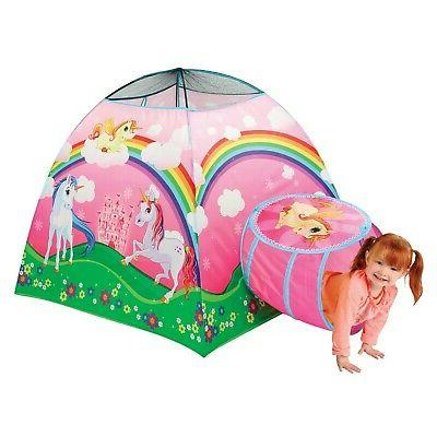 Etna Play Tent with Tunnel