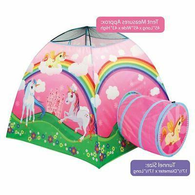 Etna Tent Cute Indoor/Outdoor Pop-Up