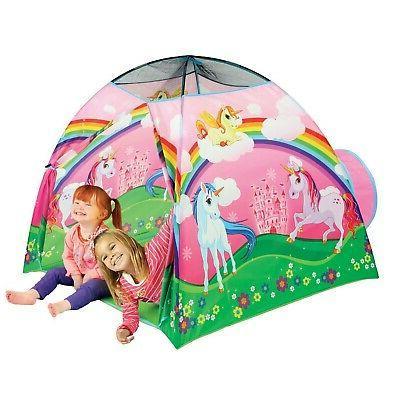 Etna Unicorn Tent Cute Indoor/Outdoor