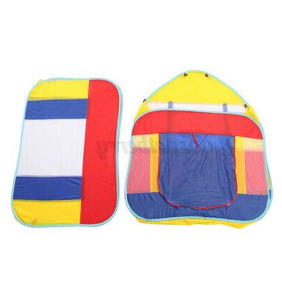 Foldable Children Play Outdoor Tent Kids Playhouse Game