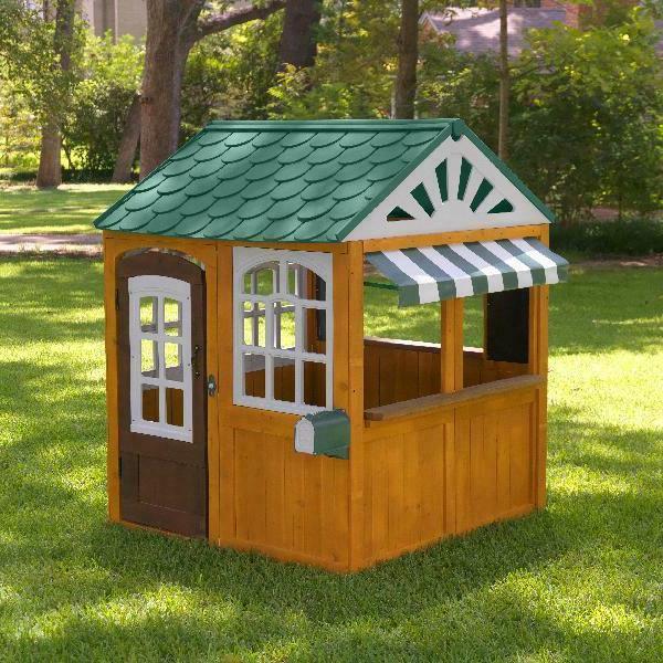 KidKraft Garden View Kraft Assembly Outdoor Large Door Outdoor Kids
