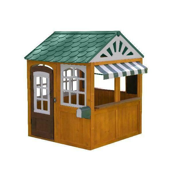garden view ez kraft assembly outdoor playhouse