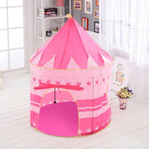 Princess House Tent Children Kids Girls Boys Indoor/Outdoor