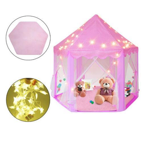 Girls Play Toy Rug + Star
