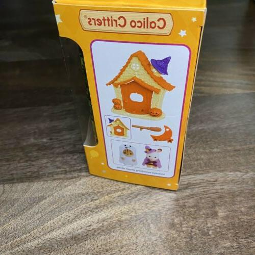 Calico Halloween Haunted Playhouse Witch