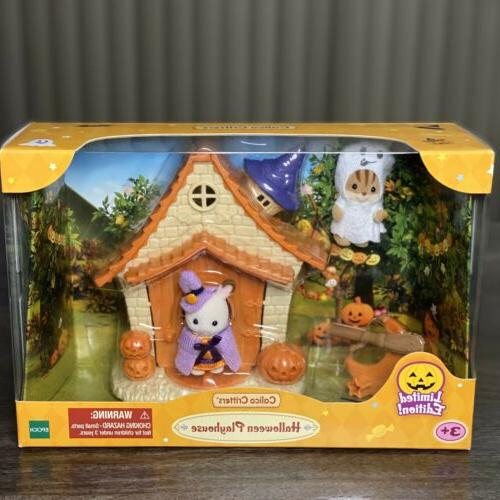 halloween haunted playhouse set limited edition witch