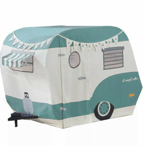 indoor 43x55x36 inch childrens kids mini camper