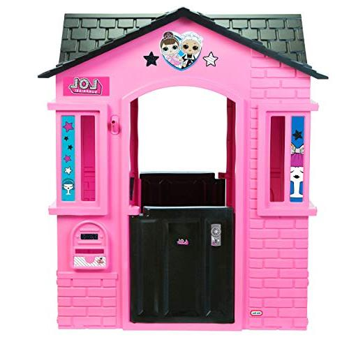 L.O.L. Outdoor Cottage with Glitter