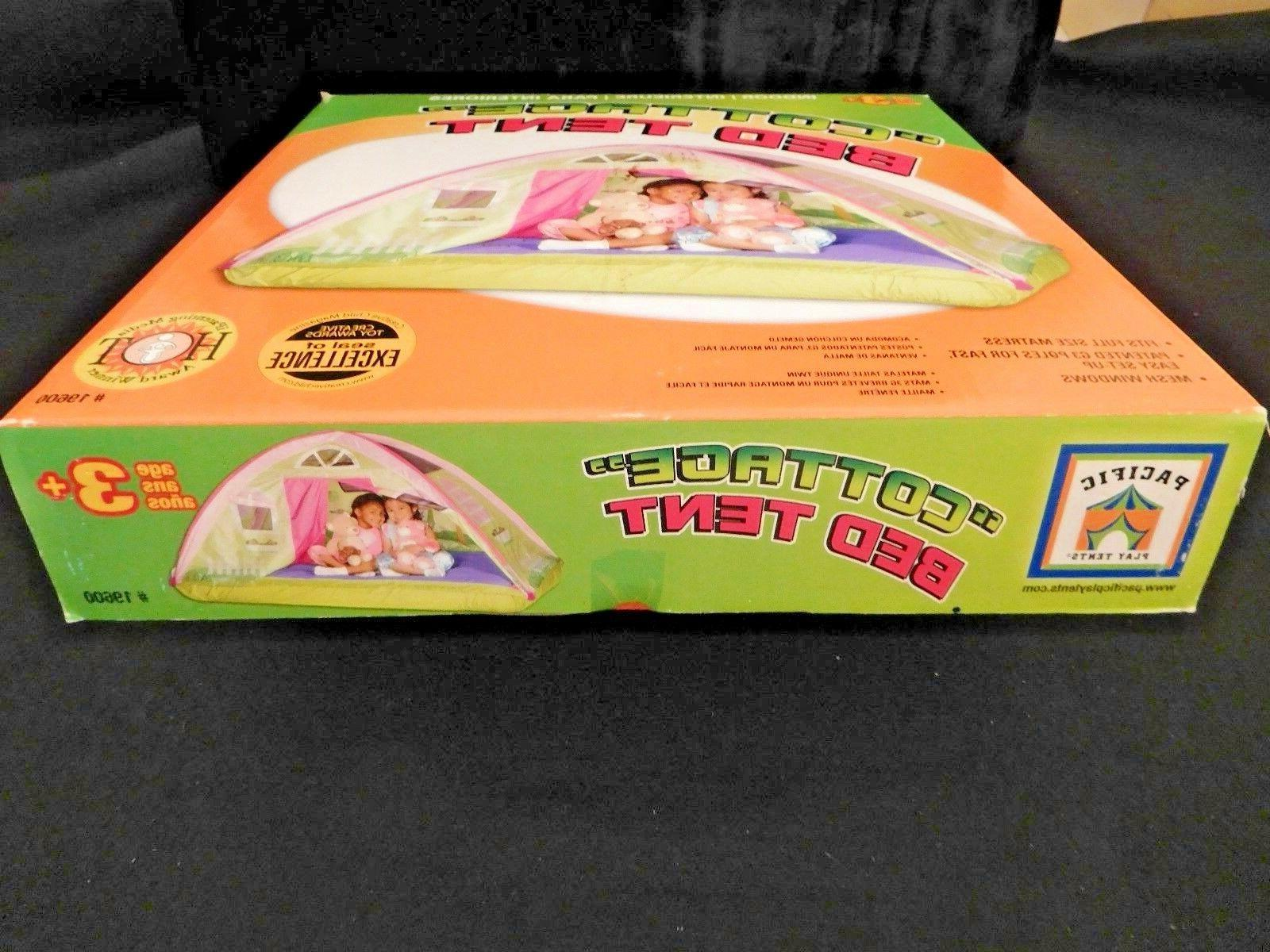 """PACIFIC PLAY """"COTTAGE"""" TENT - Size NEW/NRFB"""