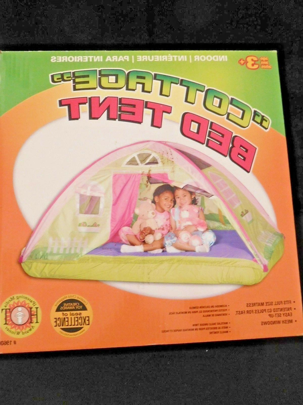 """PACIFIC TENTS """"COTTAGE"""" BED - Full Size NEW/NRFB"""
