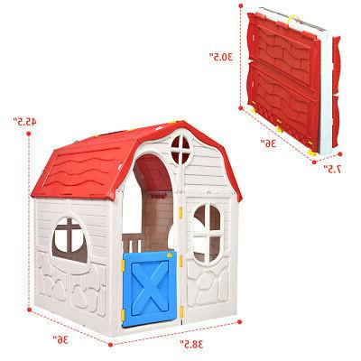 Kids Cottage Foldable
