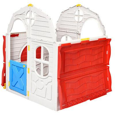 Kids Portable House Large Interior