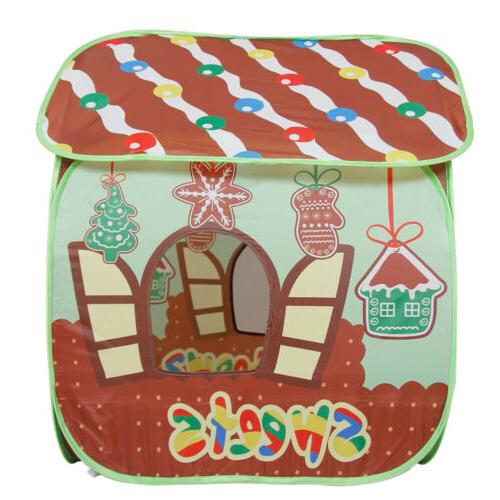 Kids Play Playhouse Outdoor Model gift