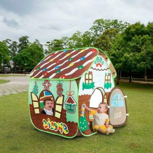 Kids Playhouse Outdoor Model boys play gift