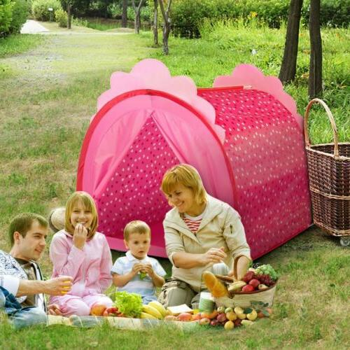 Kids Tent Large Indoor & Outdoor Playhouse for US MY