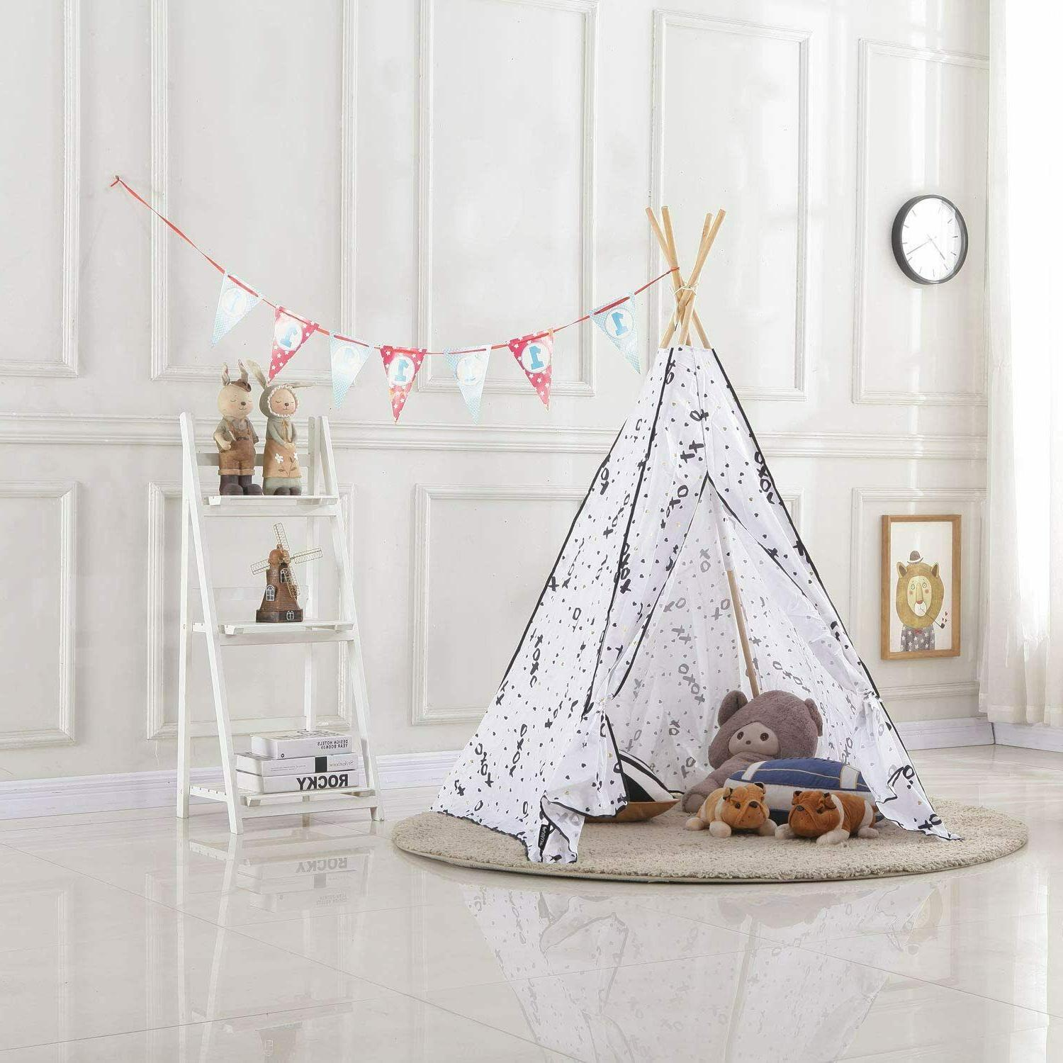 MallBest Tents Indian Tent Playhouse Portable