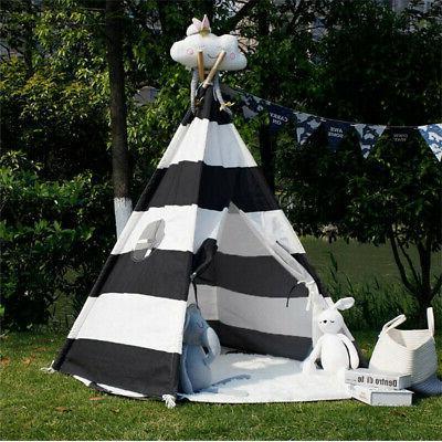 Large Kids Play Tent Children Tipi