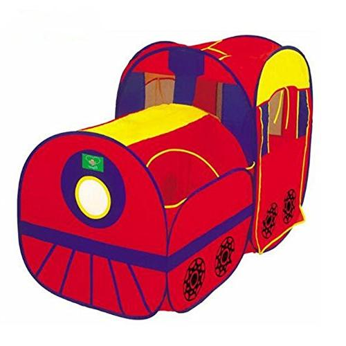 Locomotive Play Tent and - Indoor/Outdoor Playhouse