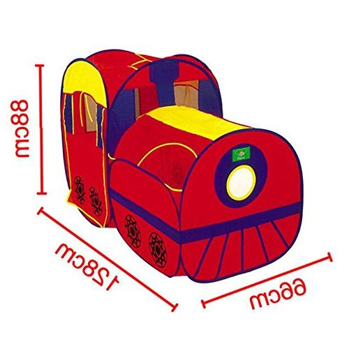 Locomotive Tunnel Pop-Up -