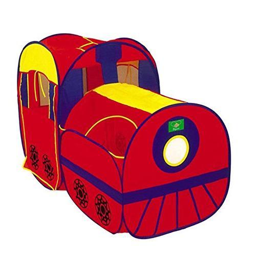 Locomotive Tunnel Pop-Up - Indoor/Outdoor Playhouse