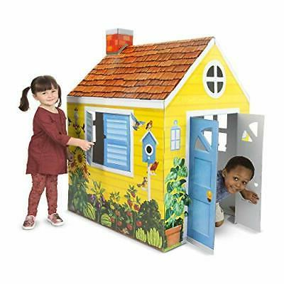 Melissa and Doug Country Center, Sturdy