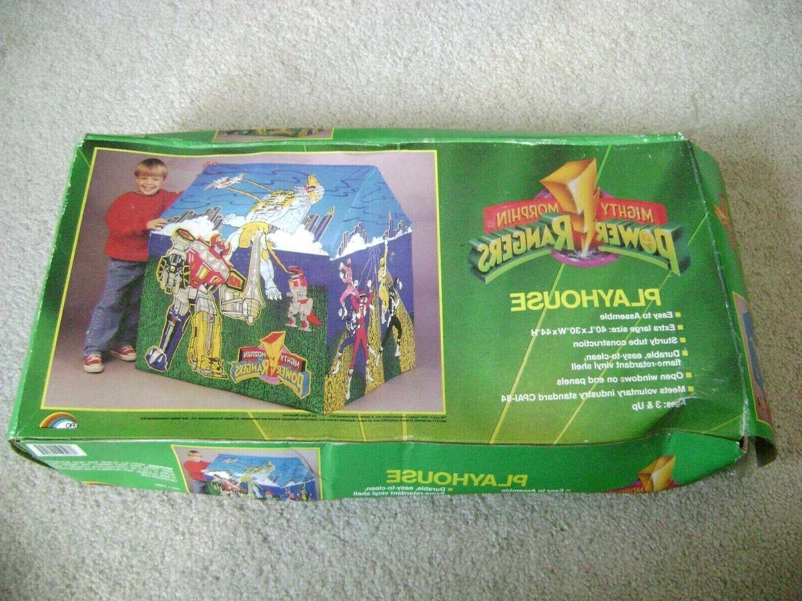 Mighty Morphin Playhouse 1993