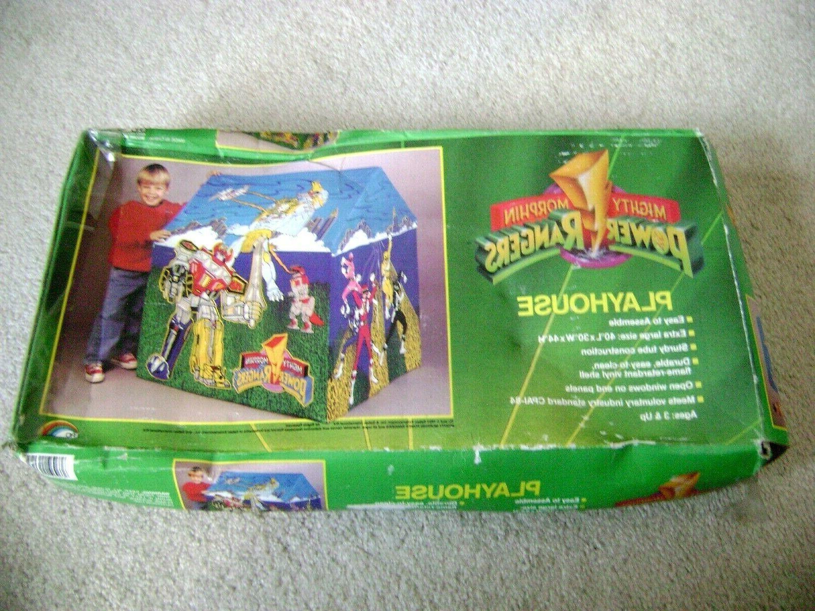 mighty morphin power rangers playhouse 1993 ero
