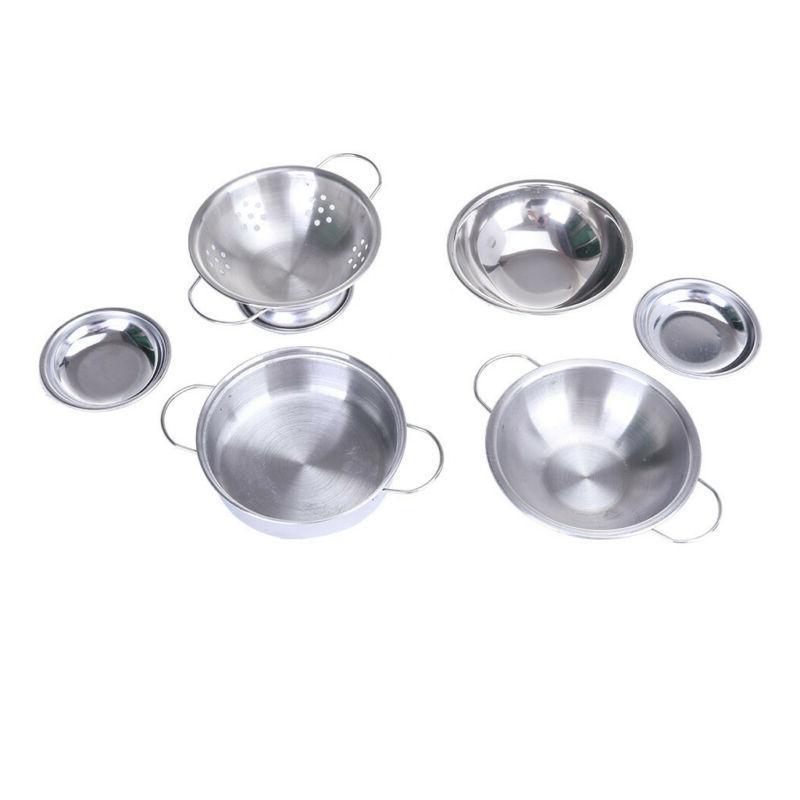 Mini Stainless Steel Kitchen Set