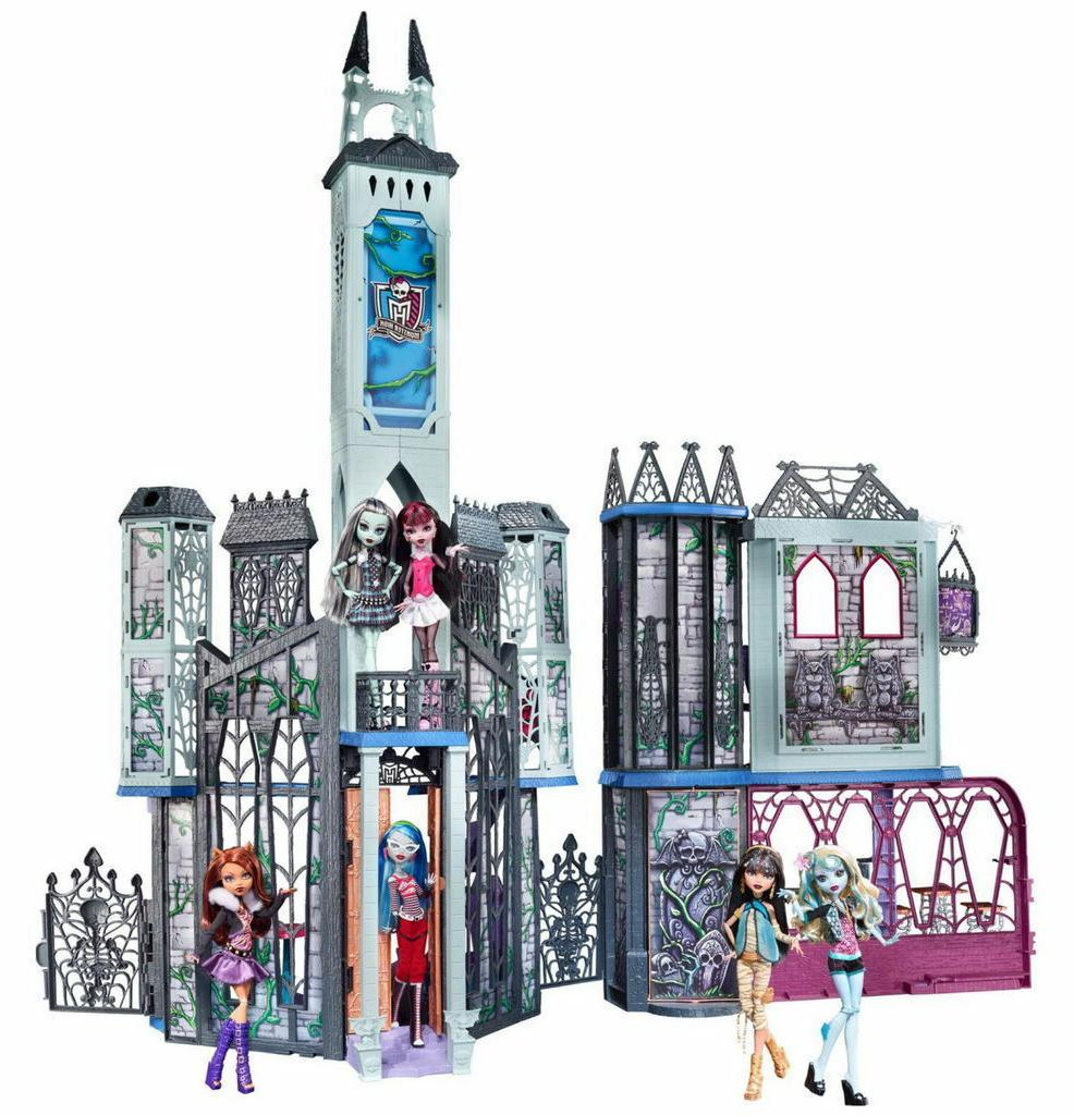 Mattel High HS Playset Playhouse Castle NIB!