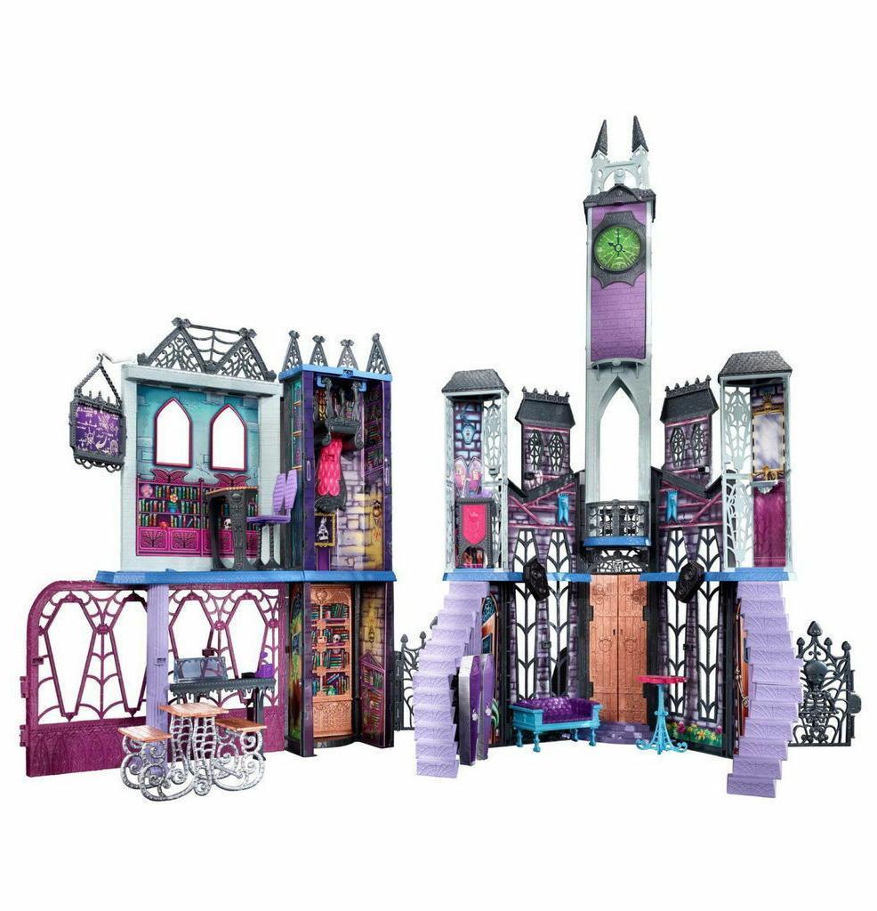 Mattel Deluxe HS Playset Castle -