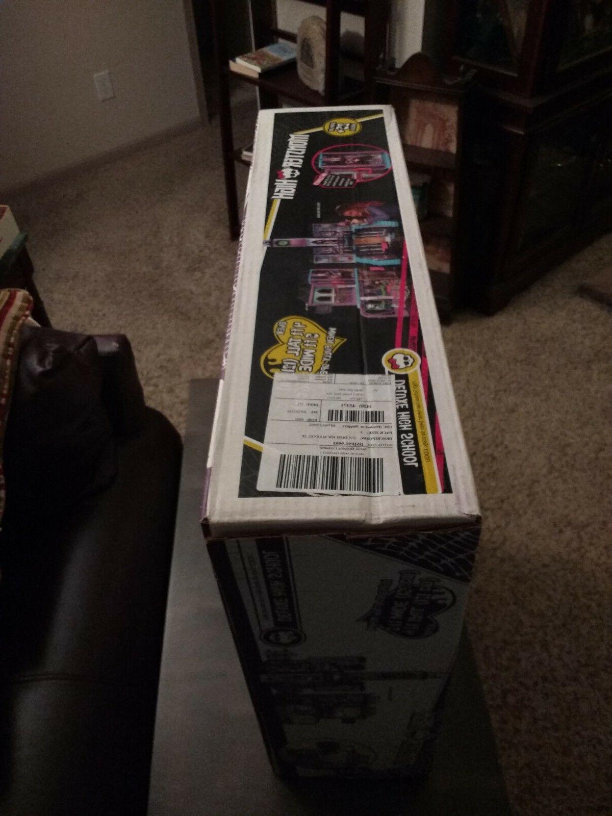 Mattel Monster Deluxe HS Playset Playhouse Deluxe Castle -
