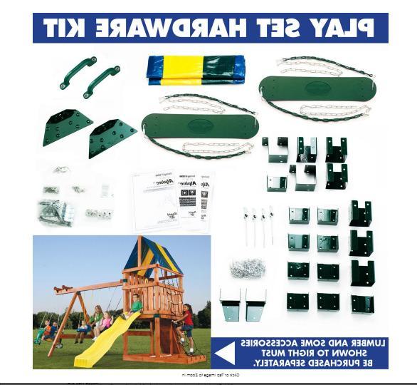 Backyard DIY Custom Kids Playhouse