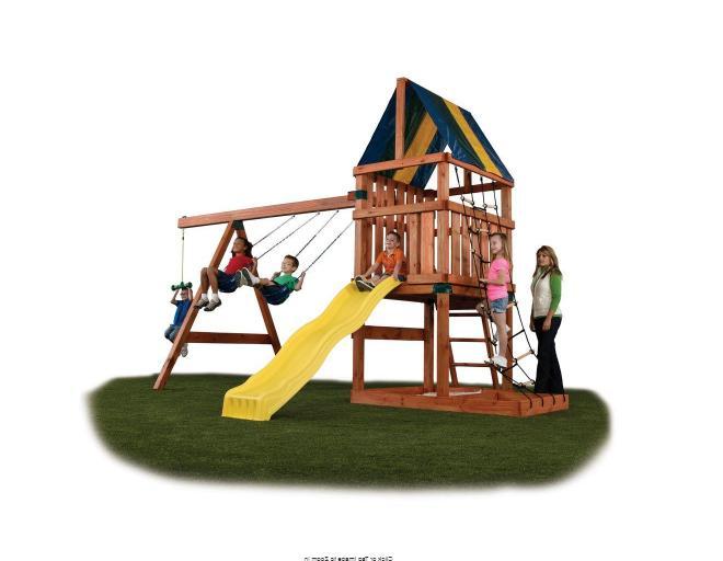 Backyard Custom Playhouse Outdoor