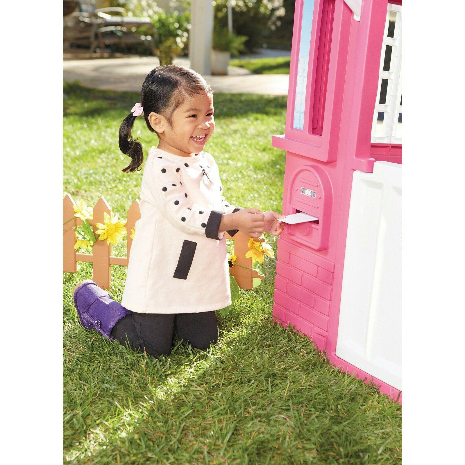 Plastic Pretend Toddler Pink Fun